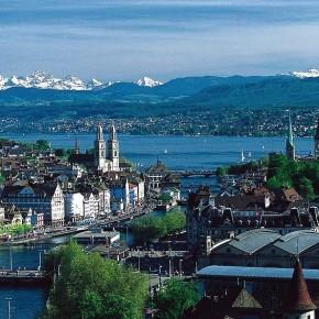 Mon séjour de travail en Suisse !