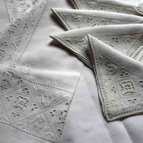Un linge pour habiller joliment votre table