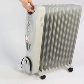 Radiateur à bain d'huile : une solution pour plus de chaleur
