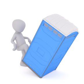 Comment entretenir correctement les toilettes mobiles d'un festival ?