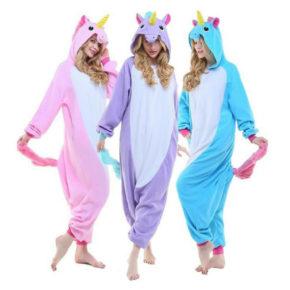 Le pyjama combinaison licorne, pour le plus grand bonheur des adultes et des enfants